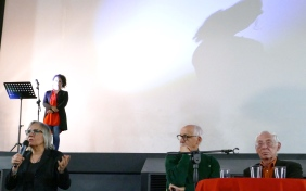 Emanuela Piovano, Cristina Renda, Tullio Masoni, Adriano Aprà
