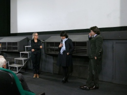 Emanuela Piovano, Elisabetta Sgarbi, Eugenio Lio