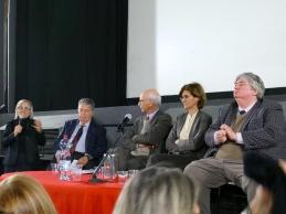 Emanuela Piovano, Lorenzo Enriques, Sandro Gerbi, Paola Dublini,, Paolo Bricco