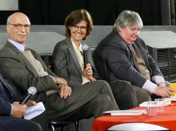 Sandro Gerbi, Paola Dubini, Paolo Bricco