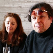 Silvana Silvestri, Maximo Collins Achurra