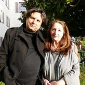 Maximo Collins Achurra, Silvana Silvetri
