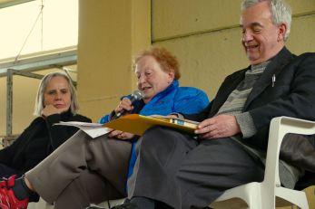 Piovano, Angioletta Mazza, Don Piero Agrano