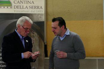 Sergio Luigi Ricca, Paolo Cominetto