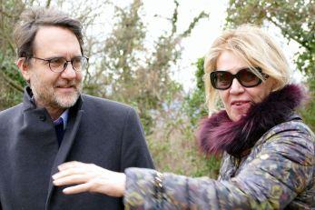 Francesco Martinotti, Donatella Pascucci