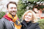 Hubert Charuel, Lydia Genchi