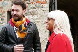 Hubert Charuel, Luisa Morandini