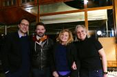 Francesco Martinotti, Hubert Charuel, Lydia Genchi, Emanuela Piovano