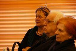 Donatella Pascucci, Francesco Ventura, Cristina Bomba