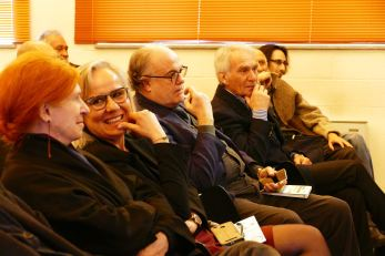 Cristina Bomba, Emanuela Piovano, Lorenzo Bocci, Sergio Luigi Ricca
