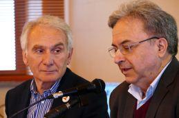 Sergio Luigi Ricca, Massimo Tedeschi
