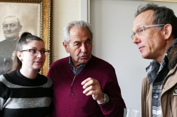 Nicole Vigna, Armando Sammartino, Paolo Cielo