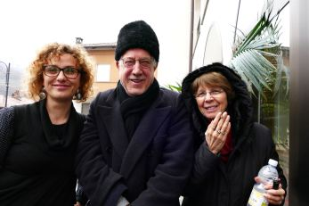 Siria Calderone, Francesco Ventura, Flavia Schiavi