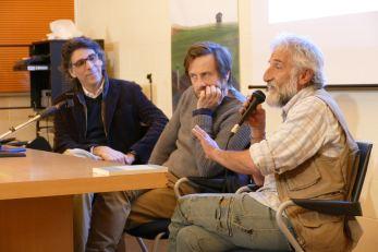 Ercole Zuccaro, Dominique Marchais, Roberto Li Calzi