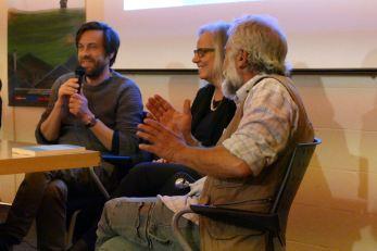 Dominique Marchais, Emanuela Piovano, Roberto Li Calzi