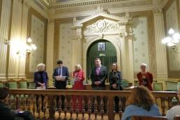 Carla Arrigoni, Ugo Ciarlatani, Emilia Gatto, Marina Miroglio, Katarzyna Vermont